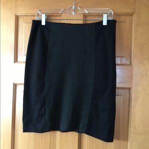 Halogen Black/Gray Skirt